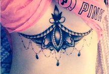 Tattoos / by Tori Eldred
