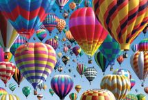 """Hot Air Affair: / Beautiful hot air balloons.  If you would like to be added please comment """"add me"""" thanks"""