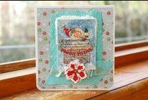 Christmas Cards | Рождественские открытки
