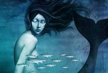 Mermaid At Heart / Mermaids and Merstuff. Follow or comment to get invited! ~Carmen