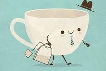 Recipes | Tea time / tea pots, tea time inspiration