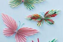 PINspiration / Inspirasjon hentet fra andre kreative mennesker. Papir, pasteller og andre sukkersøte ting. // Inspiration found on pinterest. Paper, pastels and other sweet things !