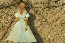 Dolls, puppets, bears / Panenky, loutky, medvídci