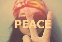 Peace! / Spread peace throughout the world (Pinterest)! Invite as many people you want. Comment to get invited! Hippies Always Welcome! Pin Peace!