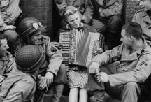 Vintage Images of Wartime / War photo's and images taken in wartime ~ the good and the bad....