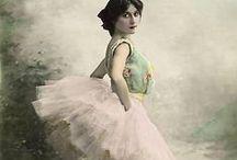 Vintage Ballet & Dance