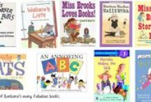 Children's Books We Love / There are so many amazing children's books out there, some of which were even written by our faculty and students. Which are your favorites?