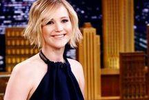 Jennifer Lawrence / Jennifer Lawrence, winning Oscar actress.. I love her, hope you like her as much as I do!