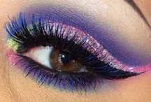 ♡Makeup Looks & Ideas♡ / ♥ Gorgeous Eye Makeup & Pretty Faces ♥  / by Emma Lunn