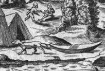 История аляскинских маламутов / Хроники, первые заводчики, аборигены и полярники.