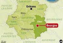 Bourges et mon beau Berry / Des images de Bourges, la capitale historique du Berry, une région magnifique située en plein coeur de la France.