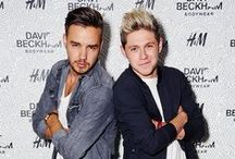 Niam / Niall Horan and Liam Payne
