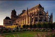 La cathédrale Saint-Étienne de Bourges.