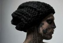 The Dark Side / The Macabre, gothic, dark and subversive side of fashion and the creative imagination.