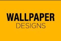 Wallpaper / Inspiration for wallpaper ideas in your home.