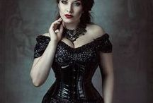 Photos Femmes Gothique Victorien