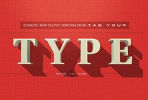 Typography / by Joan Moreno