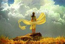 Fantasy & illustration I / by Joan Moreno