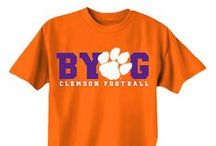 2016 Men's Apparel / Get the latest and greatest Clemson gear from shop.clemsontigers.com and show off your #TigerPride with Clemson Tigers apparel for any occasion!