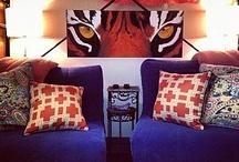 Tiger Dens