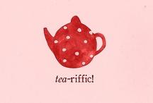 Thee uitspraken/quotes / Op dit bord vind je mooie, leuke en inspirerende uitspraken rondom thee.