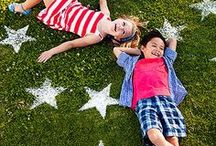 4th of July / Fun ideas for America's Birthday #independenceday #4thofJuly #USA