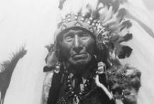 Native American Indians / Beautiful people and their culture