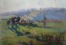 landscapes in Art / by ROBIN LEWIS-WILD