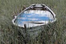 Boats art