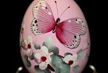 Eggs art