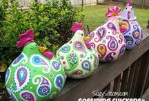 Gourds art