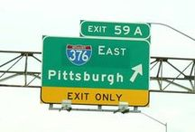 ♥Pittsburgh Yinzer ♥ / by Rory Ann