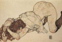 Art - Egon Schiele / by Lioubov