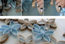 Crafts - Toilet paper rols