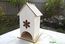 DIY - Tea house