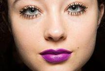 Fashion Week Beauty Winners / Beauty Looks from Fashion Week AW15