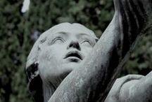 Cemetery Art / Cemetery Sculptures