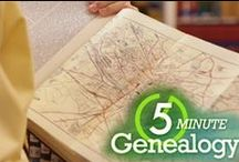 5 Minute Genealogy / A FamilySearch series of genealogy training videos designed to help you quickly discover your family history.