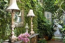 Private Spaces / Small intimate gardens & Ideas...