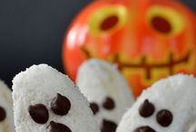 Healthy Halloween / Healthier Halloween Foods For Kids and adults