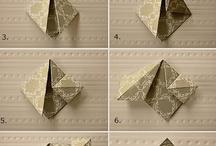 Inspirations - Origami