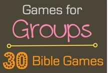 Bible Games / by Christianity Cove