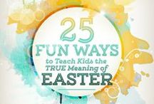 Easter Ideas / by Christianity Cove