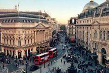 WELCOME   Engeland / Engeland, het land van English breakfast, High Tea, prachtige natuur, historische gebouwen en natuurlijk de bruisende stad Londen!