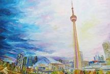 Paintings / Paintings - Toronto Portrait Artist