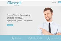 Silvernail Web Design / Creative designs posts and images created for clients and Silvernail Web Design.