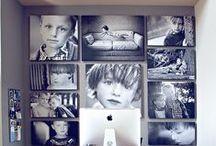Wohnideen für ein gemütliches Zuhause / Modern Living with Style.  Wanddeko & Wohndesign, Foto Varianten - alles, was man in der Wohnung mit #Foto machen kann.