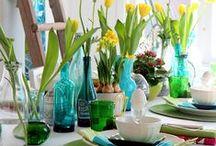 DIY - Bastelideen zu Ostern / Bastelideen - Frühling, Osterzeit, Basteltipps zu Ostern: http://blog.foto.at/fotoat-basteltipps-osterfest/  #DIY #bastelidee #osterfest #menu #dekoration