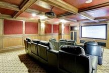 Home Theaters & Media Rooms / Wonderful home theater photos and ideas from WGRealEstate.com