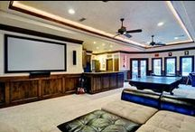 Man Caves / Man Cave, Game room & Garage photos and ideas from WGRealEstate.com